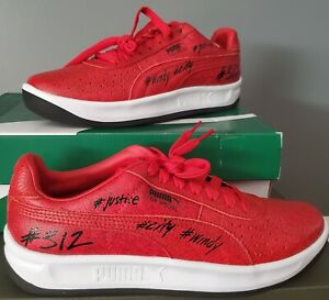 NEW-AUTHENTIC-PUMA-GV-SPECIAL-CHICAGO-039-HIGH-RISK-RED-039-US-7-12