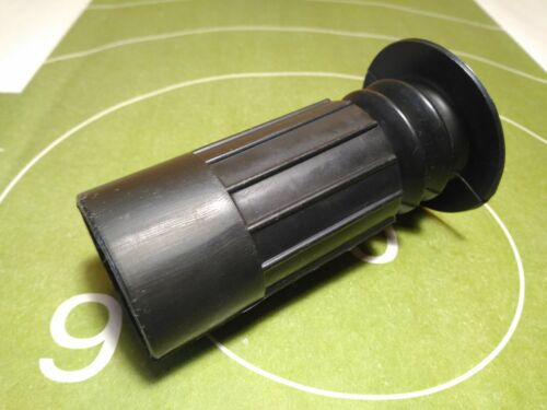 Russian rubber eyecup for the PSO and PSO-1 eyepiece of the sight