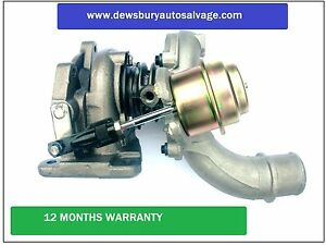 renault scenic megane laguna trafic 1 9 dci dti turbocharger turbo charger oem ebay. Black Bedroom Furniture Sets. Home Design Ideas