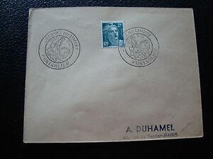 FRANCE-enveloppe-1er-jour-13-10-1945-journee-du-timbre-cy76-french