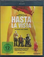 Hasta la Vista - Pflücke das Leben! [Blu-ray] DVD ~ Robrecht Vanden Thoren Neu!
