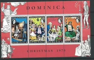 DOMINICA SGMS3016 2001 FAUNA MNH