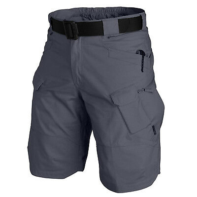 Helikon Tex Utp Urban Tactical Cargo Shorts Pantaloni Outdoor Brevemente Shadow Grey Xxl-mostra Il Titolo Originale
