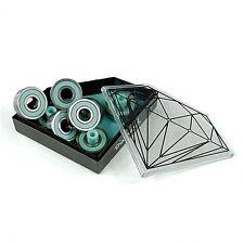 Diamond Supply Co 8mm Smoke Rings ABEC 7 Skate Bearings