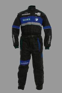 Neu-Herren-BMW-AC-SCHNITZER-Fan-Team-Overall-Arbeitskleidung-Gesamt