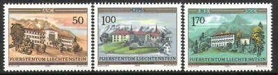 Motive Postfrisch Dinge Bequem Machen FüR Kunden Liechtenstein Nr.868/70 ** Orden Und Klöster 1985 Briefmarken