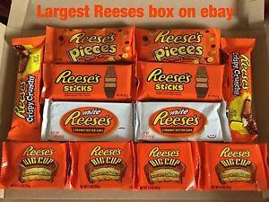 LARGEST-Reeses-USA-American-Candy-Chocolate-Hamper-peanut-butter-big-cups