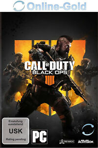 Call of Duty 15 Black Ops 4 - juego de PC Código de descarga CoD 15 BO4 - ES/EU