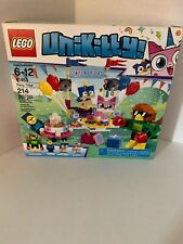 LEGO Unikitty Bundle Building Toy Cloud Car Prince Puppycorn 41451 41452