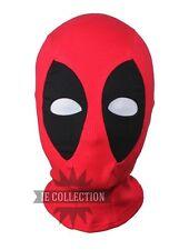 DEADPOOL PASSAMONTAGNA MASCHERA COSPLAY marvel costume balaclava mask vestito