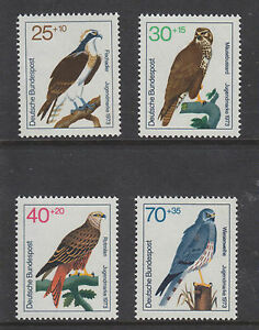 WEST-GERMANY-MNH-STAMP-DEUTSCHE-BUNDESPOST-1973-YOUTH-WELFARE-SG-1648-1651