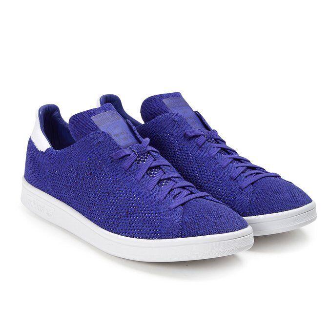Adidas Originals Stan Smith primeknit nm mas Morado formadores el modelo mas nm vendido de la marca eb5a3f
