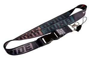 06a1f2113 Image is loading JDM-Bride-Multi-Colored-Lanyard-for-Racing-Enthusiasts