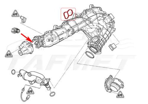 Swirl Flap Flaps Plug Repair Set for BMW N57 N57S E90 E91 E92 E93 F07 F10 F11