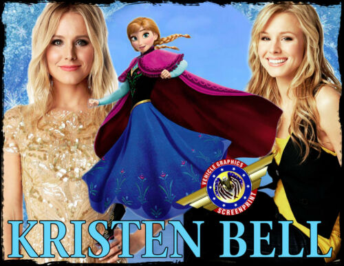 """/"""" Rock Star /"""" Personalized T-shirts Anna Kristen Bell"""