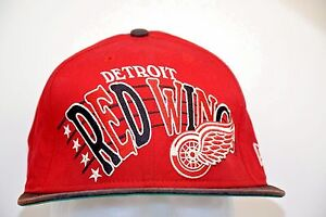 Detroit Red Wings NHL New Era 59Fiffy Fly Your Own Flag Snapback ... f5fc27799d4