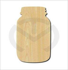 Wood Mason Jar Door Hanger