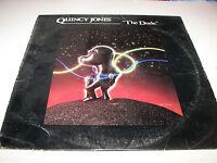 Quincy Jones 'The Dude' LP VG+ A&M SP-3721 1981 Pic Sleeve