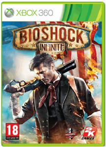 XBOX-360-BIOSHOCK-INFINITE-Nuovo-e-Sigillato-Compatibile-Xbox-One-UK-STOCK