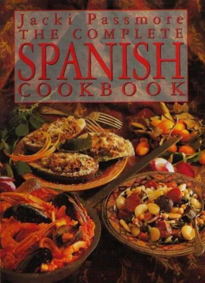 Complete Spanish Cookbook,Jacki Pan-Passmore- 9780316877176
