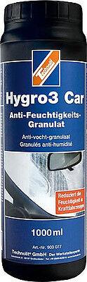 Ordentlich Auto-entfeuchter Hygro 3 Car Mit Granulat & Dose Technolit Orginal Set 903077