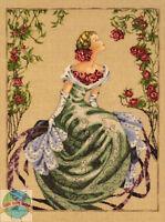 Cross Stitch Chart / Pattern ~ Mirabilia Elegant Lady of the Mist #MD93