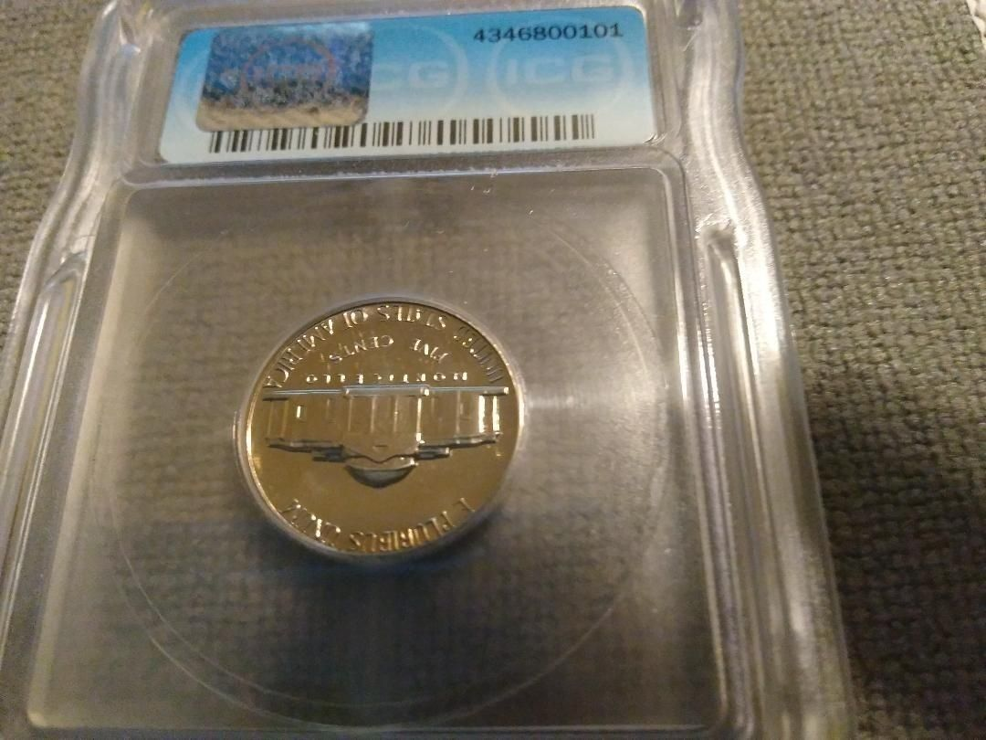 1969-S 5C FS Jefferson Nickel