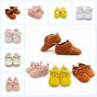 Baby Shoes Infant Kids Boy Girl Soft Sole Crib Shoes Toddler Newborn Shoes 0-18M