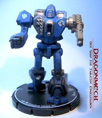Mechwarrior Falcon's Prey #108 Shadow Hawk IIC - Elite