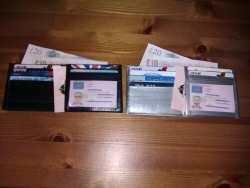 Canale ARIA//Duck Tape portafoglio.