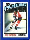 1976 O-PEE-CHEE Joe Watson #45 Hockey Card