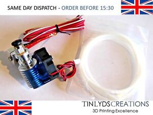 E3D v6 Jhead Hotendfan  Bowden extruder  175mm  3D printer part - Whitby, United Kingdom - Returns accepted Most purchases from business sellers are protected by the Consumer Contract Regulations 2013 which give you the right to cancel the purchase within 14 days after the day you receive the item. Find out more about y - Whitby, United Kingdom