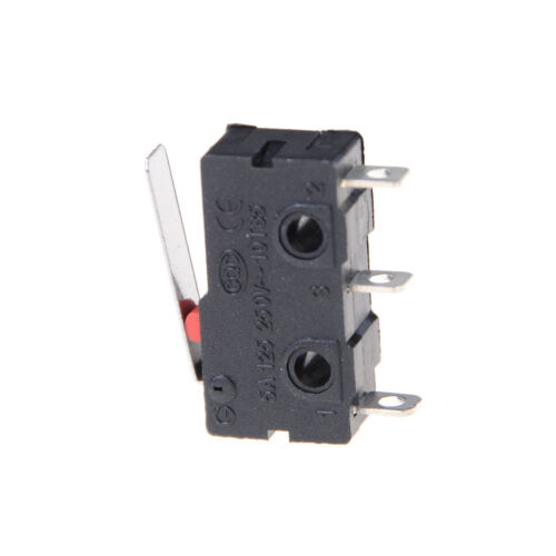 O N 10PCS Endschalter 3 Pin N C 5A 250VAC KW11-3Z Mikroschalter H-.wy