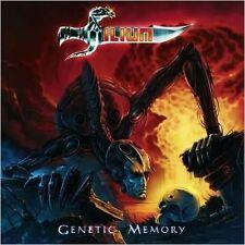 ILIUM - Genetic Memory CD