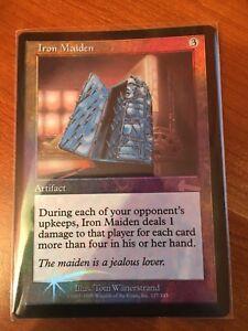 Iron Maiden //// Urza/'s Legacy //// MTG Magic the Gathering