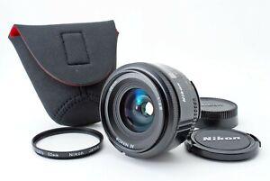 Nikon-AF-Nikkor-28mm-f-2-8-Wide-Angle-Prime-Lens-hervorragende-geprueft-aus-Japan