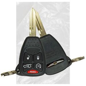 New-In-The-Bag-Oem-Factory-Chrysler-200-Sebring-Remote-Head-Key-Keyless-Fob