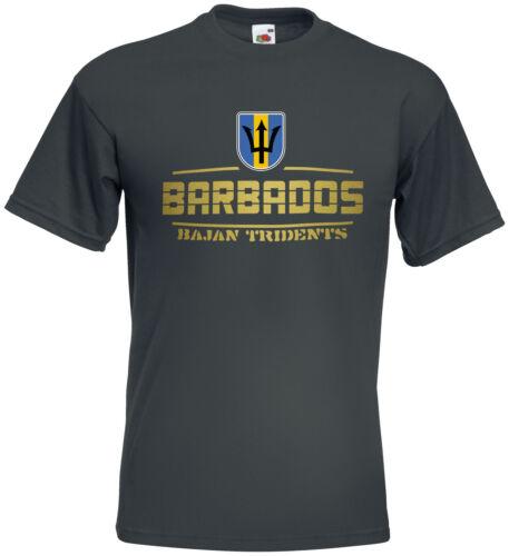 Barbados  Fanshirt Trikot WM2018 S M L XL XXL