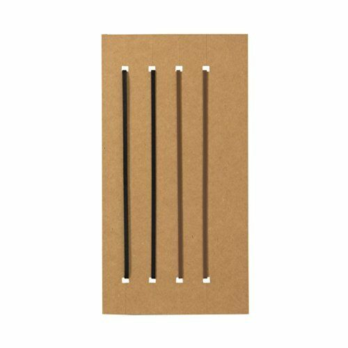 New MIDORI TRAVELERS notebook Regular size Refill 021 Rubber band 2pack Japan