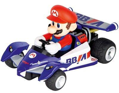 """Creativo Carrera 200990 Mario Kart Circuit Speciale Rc Auto: Mario (rosso) 25cm/10"""" Dimensioni-mostra Il Titolo Originale"""