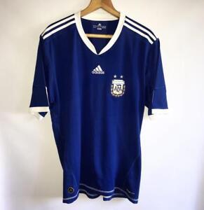 Escandaloso tema restante  ARGENTINA AWAY 2009/11 ORIGINAL FOOTBALL SHIRT JERSEY CAMISETA ...
