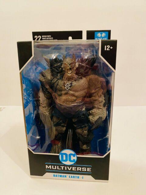 NEW! DC Dark Nights: Metal, Batman Earth - 1 Devastator Figure by Mcfarlane Toys