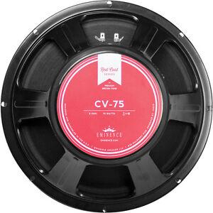 Eminence Red Coat CV-75 12