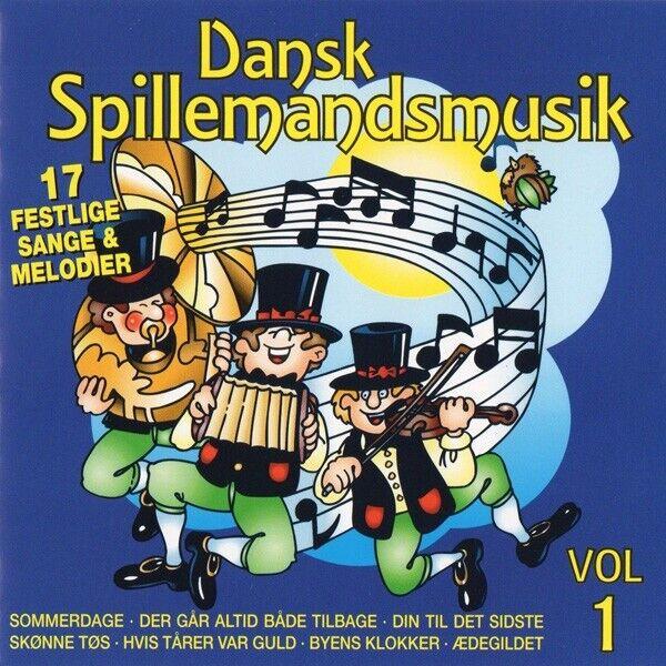 Various / Diverse: 3CDBOKS : Dansk Spillemandsmusik, folk
