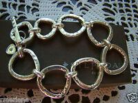Silpada Sterling Silver silver Rush Bracelet B2709 $209