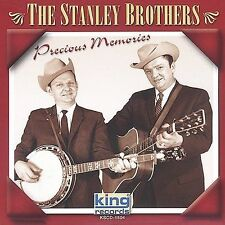 Stanley Brothers- Precious Memories (King 1504 NEW CD)