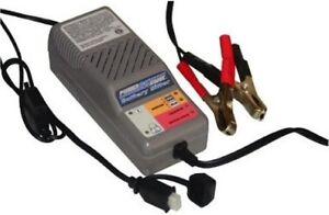Hcw optimate 3+ 0. 6 amp charger.