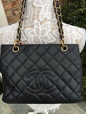 AUTHENTIC Chanel Petite Timeless Tote (Petite Shopper) bag