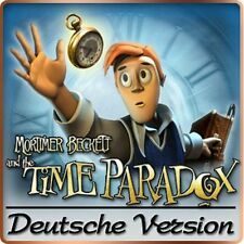 Mortimer Beckett and the Time Paradox DELUXE - PC - Windows XP / VISTA / 7 / 8