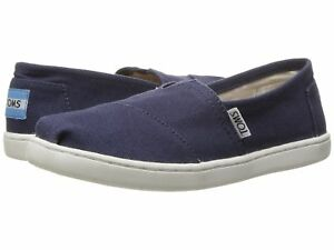 de3b55ba3ccb Image is loading Toms-Kids-Canvas-Classic-2-0-Slip-On-